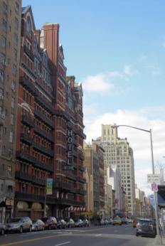 The Chelsea Hotel, NYC