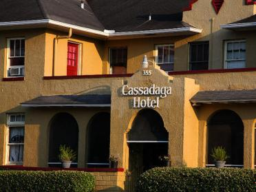 The Cassadaga Hotel