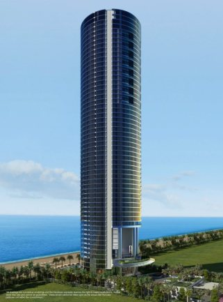 Porsche-Design-Tower-Building