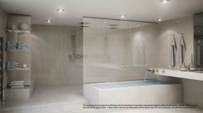 Porsche-Design-Tower-Light-Bathroom